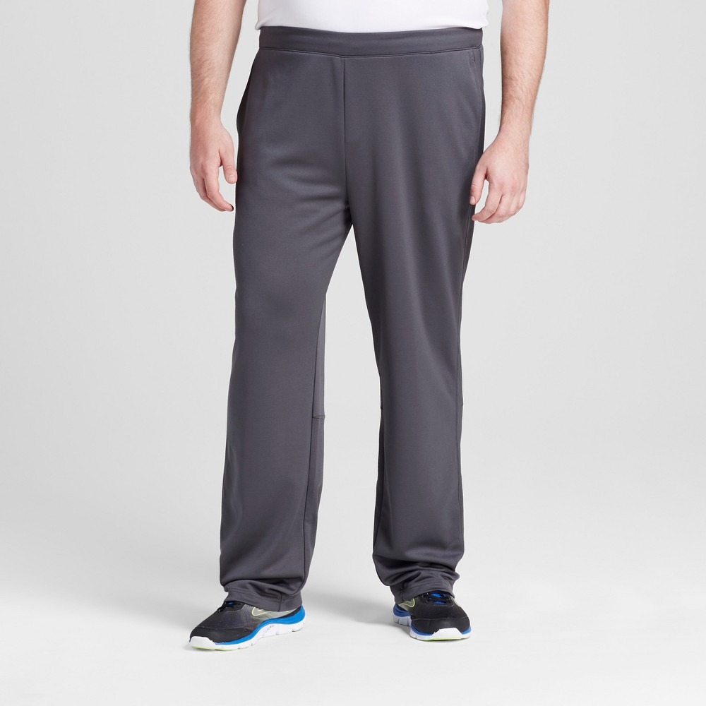 Mens Lightweight Training Pants - C9 Champion - Railroad Gray 5X x 32
