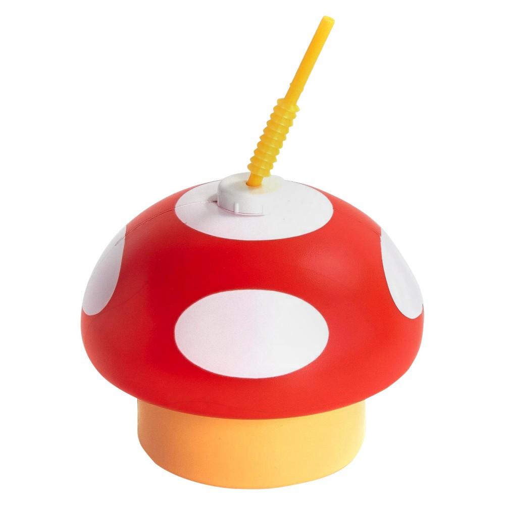 Mushroom Molded Cup (8), Multicolored