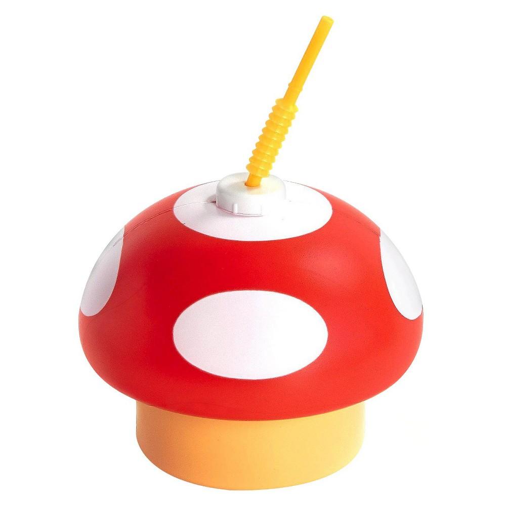 Mushroom Molded Cup (16), Multicolored