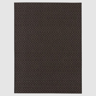 Good Outdoor Rug   Black Herringbone   Smith U0026 Hawken™