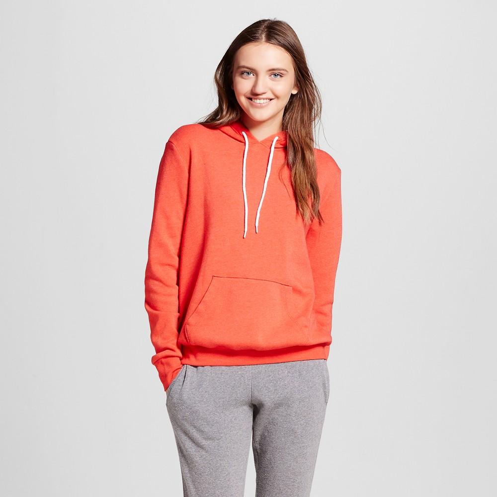 Womens Pullover Hooded Sweatshirt - Mossimo Supply Co. Orange XL