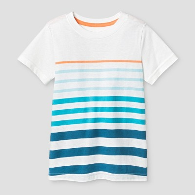 view Toddler Boys' T-Shirt Cat & Jack - White on target.com. Opens in a new tab.