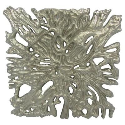 Silver Caste Branch Wall Décor - Threshold™