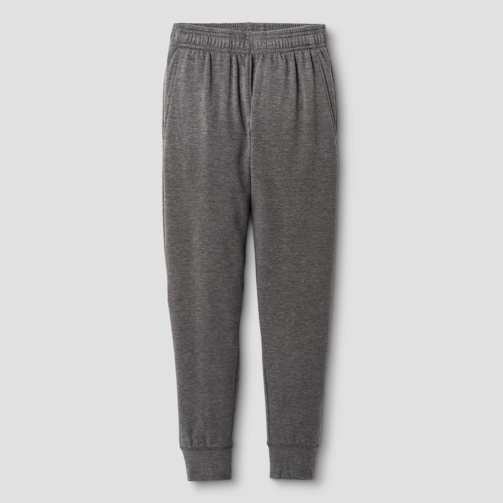 Boys' Soft Touch Jogger Pants - C9 Champion - Black Heather XL