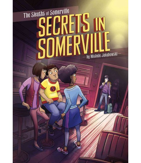 Secrets in Somerville (Library) (Michele Jakubowski) - image 1 of 1