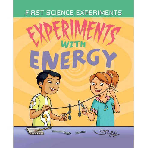 Experiments With Energy (Vol 1) (Library) (Anna Claybourne) - image 1 of 1