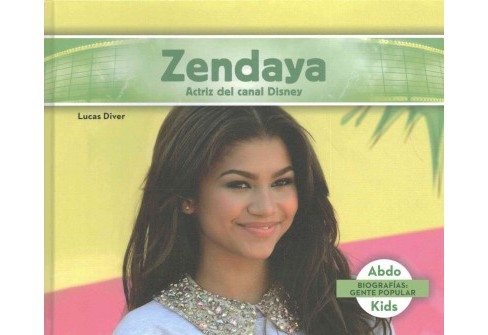 Zendaya : Actriz del canal Disney / Disney Channel Actress (Library) (Lucas Diver) - image 1 of 1