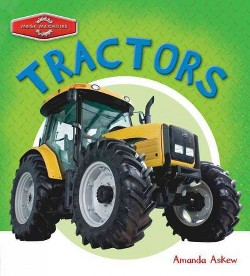 Tractors (Library) (Jean Coppendale)