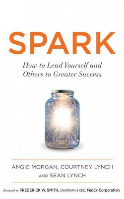 Spark : How to Lead Yourself and Others to Greater Success (Unabridged) (CD/Spoken Word) (Angie Morgan &