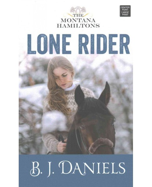 Lone Rider (Library) (B. J. Daniels) - image 1 of 1