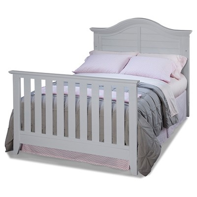 Elegant Thomasville Kids Southern Dunes Lifestyle 4 In 1 Convertible Crib   Pebble  Gray