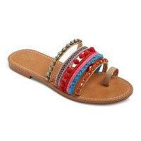 Women's Kay Slide Sandals - Mossimo Supply Co.. opens in a new tab.