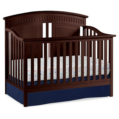 Thomasville Kids Majestic 4-in-1 Convertible Crib - Espresso
