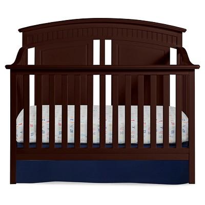 Thomasville Kids Majestic 4 In 1 Convertible Crib   Espresso