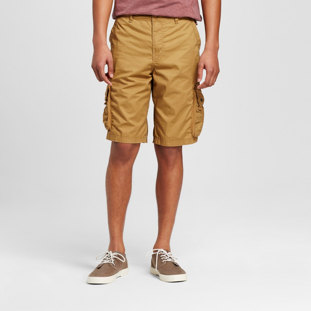 Mens Cargo Shorts - Mossimo Supply Co. Brown 34