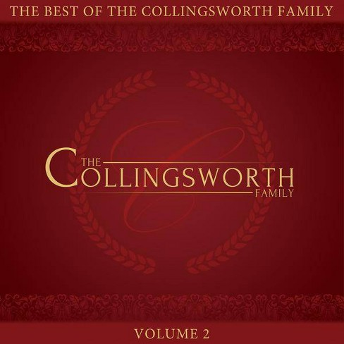 Collingsworth Family - Best Of The Collingsworth Family V2 (CD) - image 1 of 1