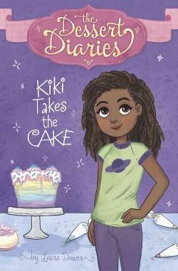 Kiki Takes the Cake (Library) (Laura Dower)