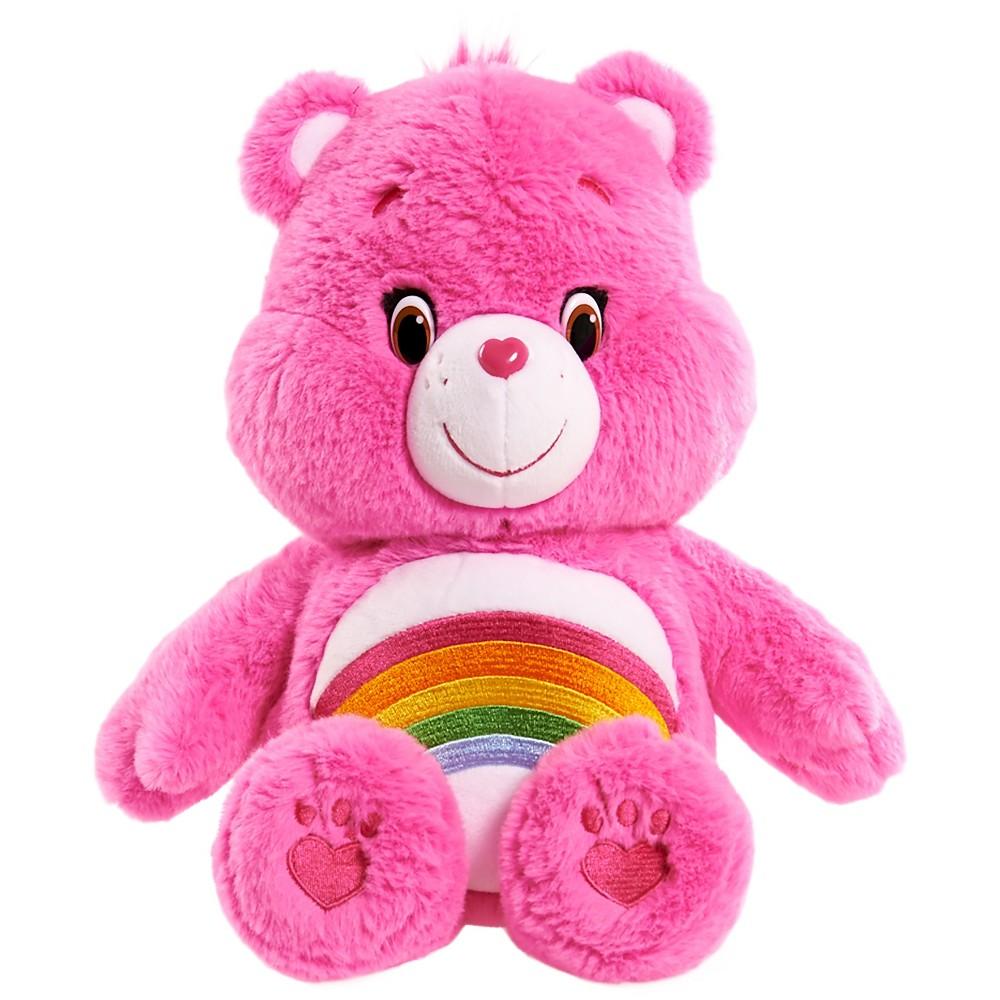 Care Bears Classic Plush - Pink