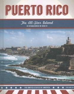 Puerto Rico : The All-star Island (Library) (John Hamilton)