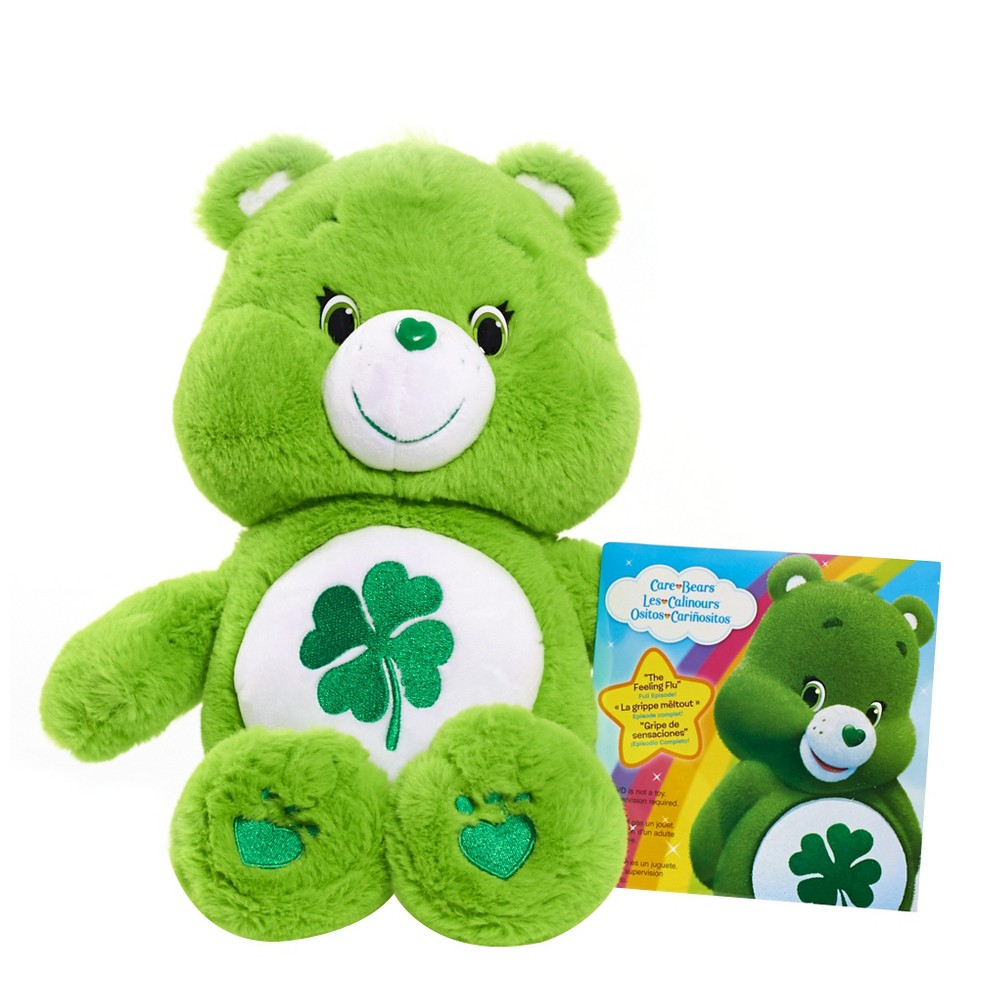 Care Bears Classic Plush Green