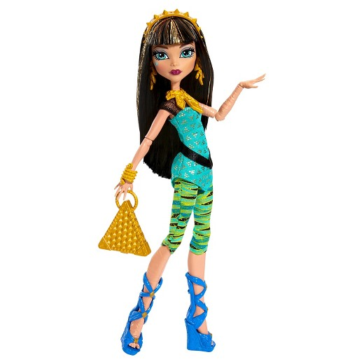 Monster High Signature Look Cleo De Nile Doll  Target