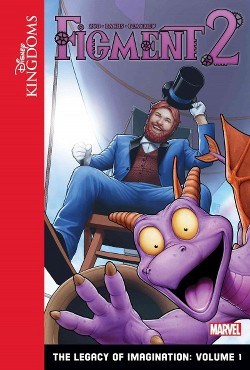 Figment 2 : The Legacy of Imagination (Vol 1) (Library) (Jim Zub)