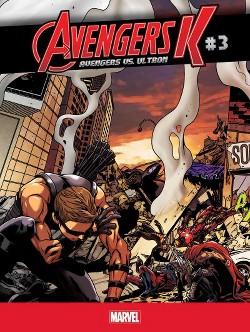 Avengers Vs. Ultron (Vol 3) (Library) (Jim Zub)