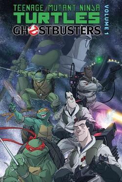 Teenage Mutant Ninja Turtles/Ghostbusters (Vol 1) (Library) (Erik Burnham)