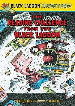 Reading Challenge from the Black Lagoon (Library) (Mike Thaler)