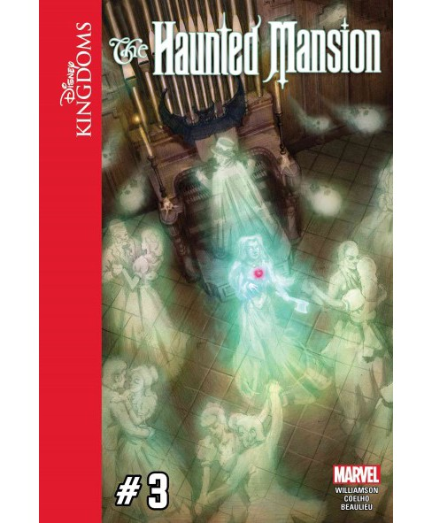 Disney Kingdoms : The Haunted Mansion (Vol 3) (Library) (Joshua Williamson) - image 1 of 1
