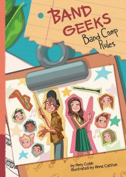 Band Camp Rules (Library) (Amy Cobb)