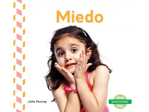 Miedo/ Afraid (Library) (Julie Murray) - image 1 of 1