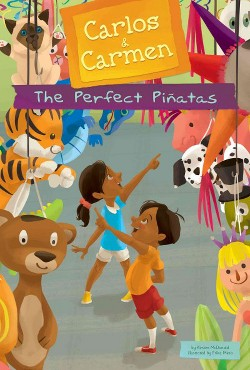 Perfect Piñatas (Library) (Kirsten McDonald)