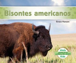 Bisontes americanos/ American Bison (Library) (Grace Hansen)