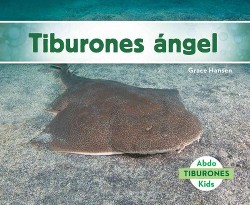 Tiburones ángel/ Angel Sharks (Library) (Grace Hansen)