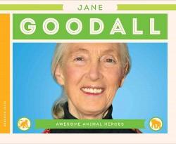 Jane Goodall (Library) (Rebecca Felix)