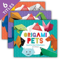 Super Simple Origami (Library) (Anna George)