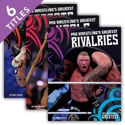 Pro Wrestling's Greatest (Library) (Matt Scheff)