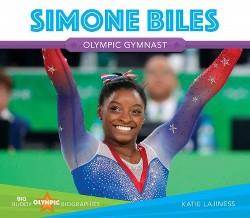 Simone Biles (Library) (Katie Lajiness)