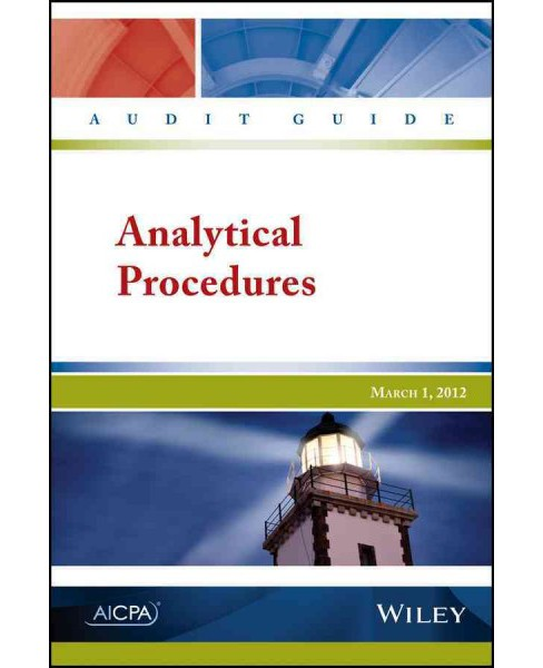 Analytical Procedures (Paperback) - image 1 of 1