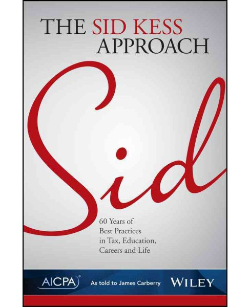 Sid Kess Approach (Paperback) (James Carberry) - image 1 of 1