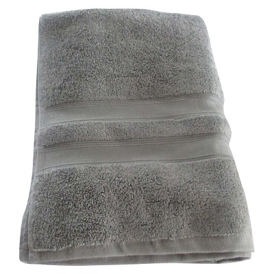 Bath Sheet - Castle Rock Gray - Express By Micro Cotton