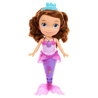Disney Junior Sofia the First Mermaid Magic Princess Sofia Toy Doll