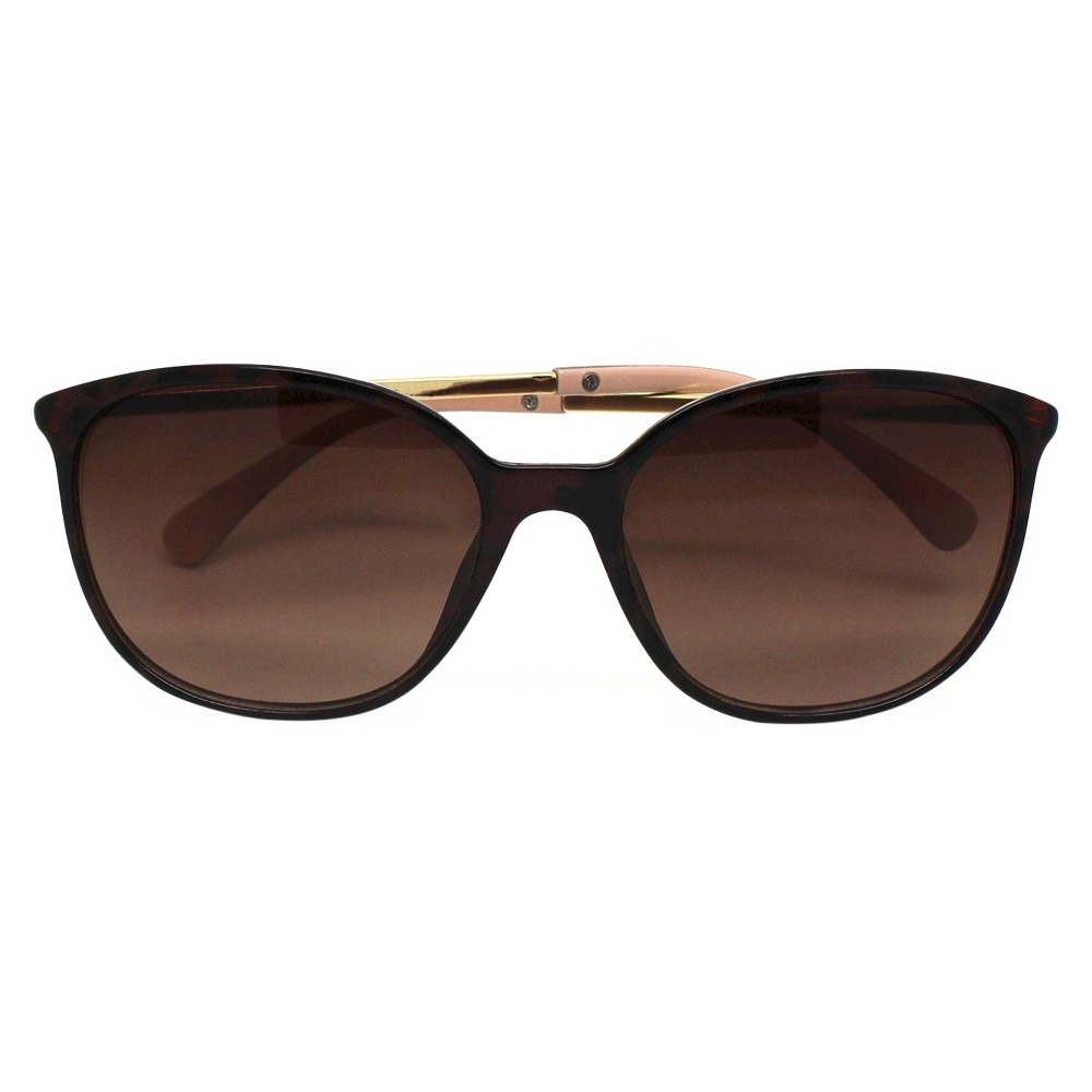 Womens Core Sunglasses - Tort/Nude, Brown