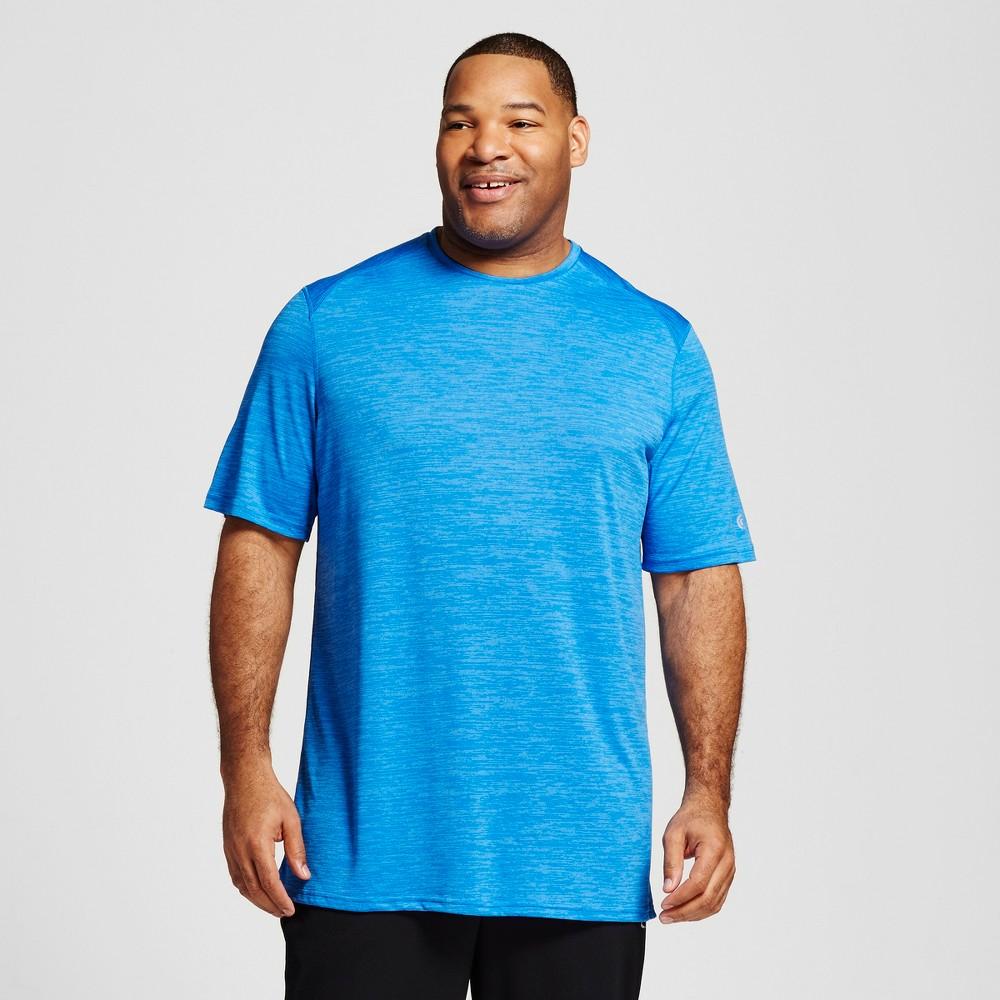 Mens Big & Tall Premium Tech T-Shirt - C9 Champion Evening Heather 3XB