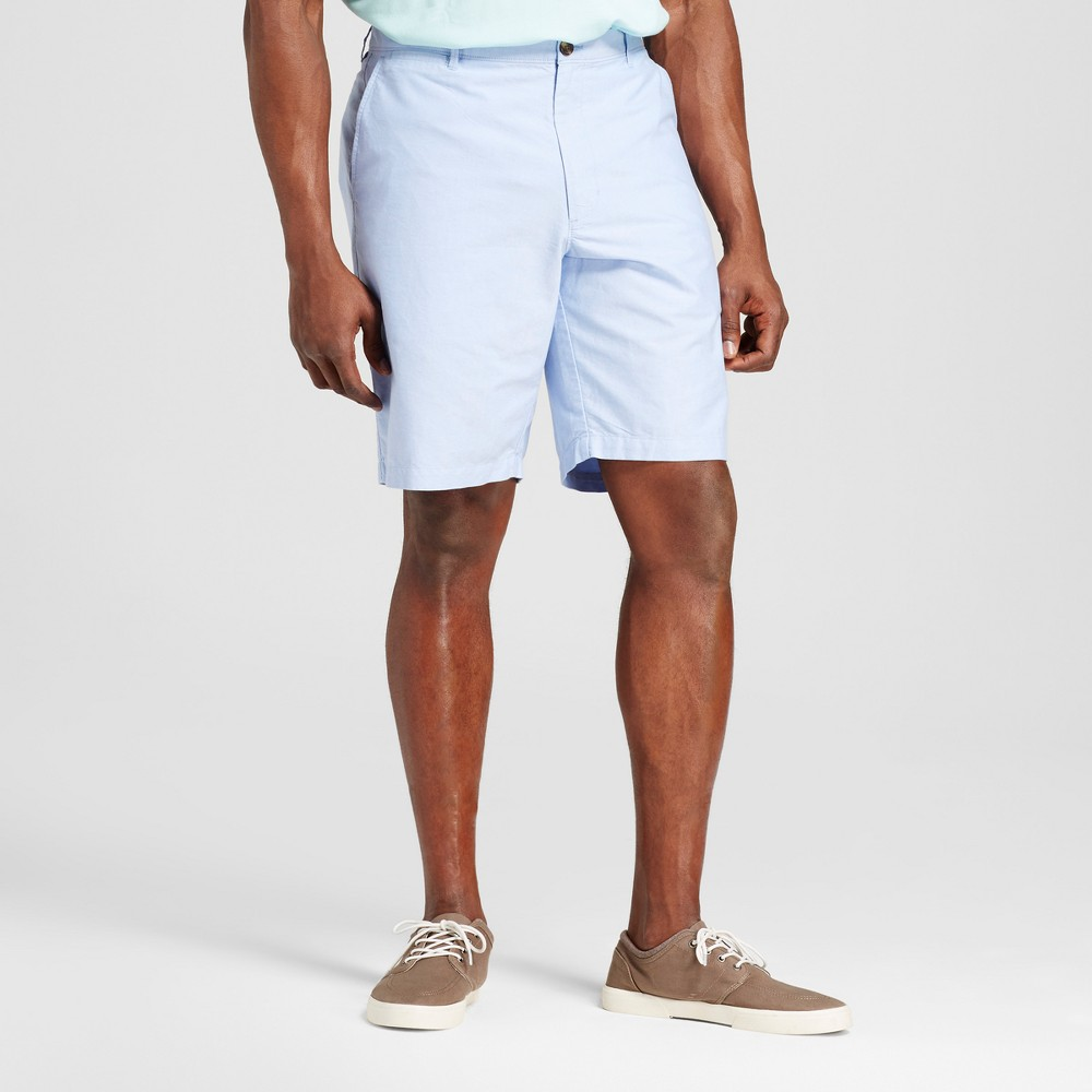 Mens Big & Tall Club Shorts - Merona Blue 52