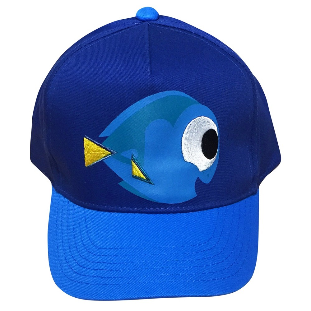 Boys Disney Finding Dory Baseball Hat - Blue One Size