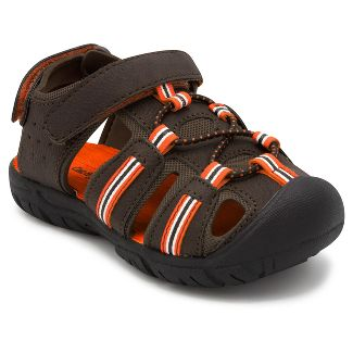 7e4a95bbdacd Toddler Boys  Howell Hiking Sandals Cat   Jack™ - Brown