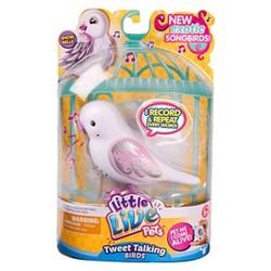 Little Live Pets Tweet Talking Bird - Snow Belle