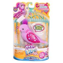 Little Live Pets Tweet Talking Bird - Jungle Jessie